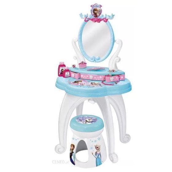 toaletka dla dziewczynki kraina lodu
