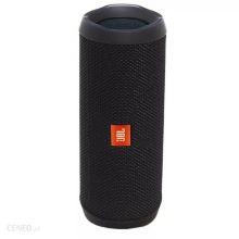 JBL głośnik przenośny FLIP4 CZARNY Bluetooth