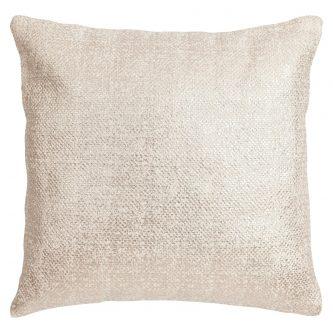 Dekoracyjna poduszka heavy biały cooper 45×45