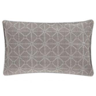 Dekoracyjna poduszka graphic stonewash 30×50