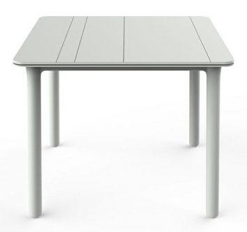 Kwadratowy stół ogrodowy z polipropylenu noa 90×90