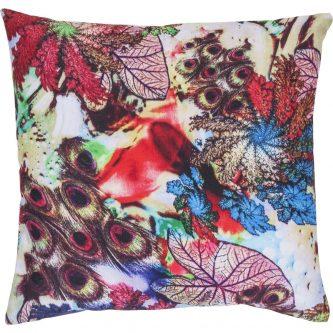 Wielokolorowa poduszka dekoracyjna ellena 45×45