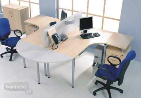 Komplet mebli biurowych set