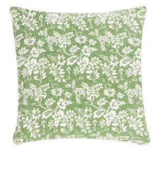Dekoracyjna poduszka w kwiaty flower garden 45×45