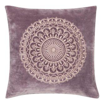 Aksamitna poduszka dekoracyjna preston velvet 45×45