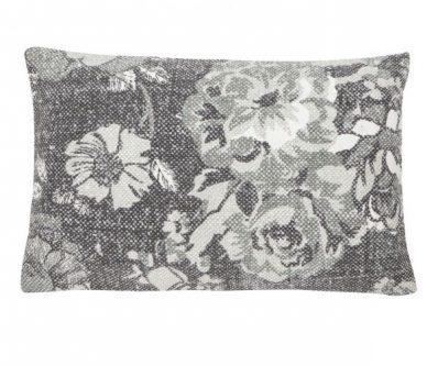 Dekoracyjna poduszka w kwiaty vintage flower 35×50