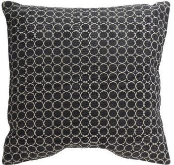 Wzorzysta poduszka ozdobna z bawełny mone 60×60 cm