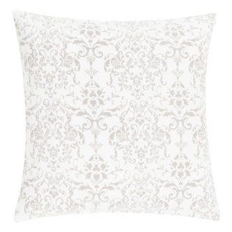 Dekoracyjna poduszka we wzory stonewash ornament 50×50