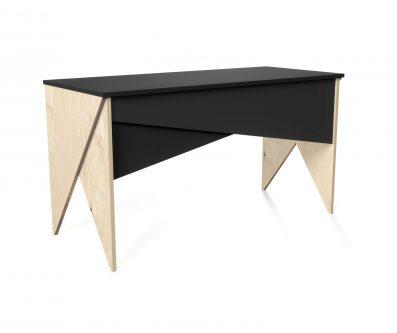 Biurko do domowego gabinetu w stylu skandynawskim pin44