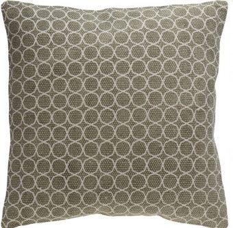 Wzorzysta poduszka dekoracyjna mone 45×45 cm