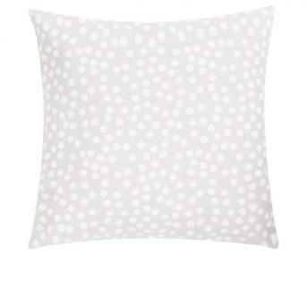Dekoracyjna poduszka w groszki allover dots 45×45