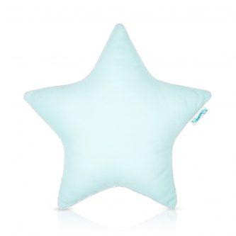 Dekoracyjna poduszka dziecięca w kształcie gwiazdy classic