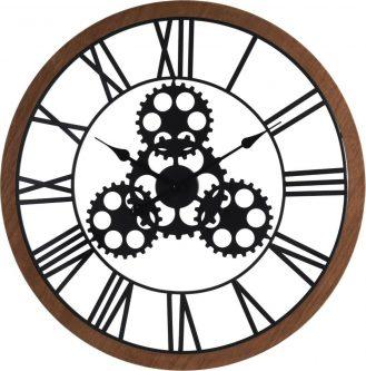 Zegar ścienny w stylu vintage bangkok