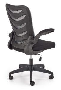 Krzesło do gabinetu z oparciem z siatki lovren