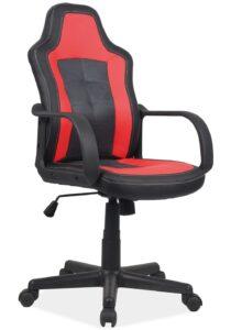 Obrotowe krzesło gamingowe dla młodzieży cruz