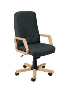 Fotel gabinetowy manager extra