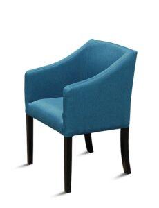 Nowoczesny fotel milano