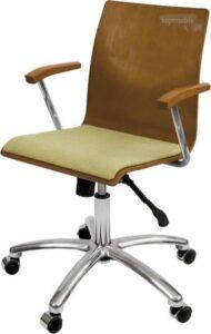 Krzesło irys obrotowy b wood ns