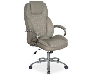 Pikowany fotel biurowy q-151