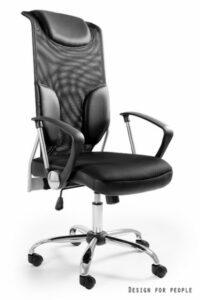Fotel biurowy thunder czarny