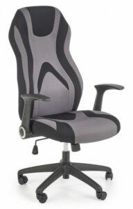 Tapicerowany fotel biurowy z podłokietnikami jofrey