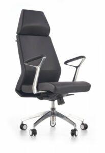 Fotel biurowy z regulowanym zagłówkiem inspiro