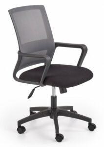 Obrotowe krzesło do biurka z podłokietnikami mauro