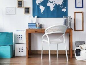 Designerskie krzesło z tworzywa resol sunset