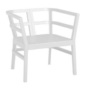 Wygodne krzesło do kawiarni z polipropylenu click-clack