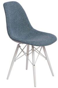 Krzesło p016w dsw white duo