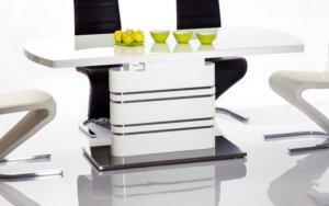 Stół na jednej nodze gucci 140-200/85
