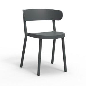 Kawiarniane krzesło bez podłokietników casino
