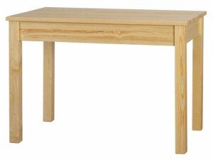 Sosnowy stół nierozkładany modern 110