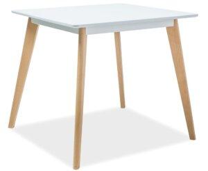 Kwadratowy stół w stylu skandynawskim declan ii