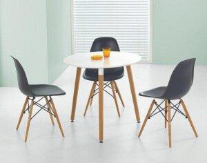 Designerski stół socrates okrągły