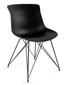 Krzesło do kawiarni easy b czarne