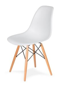 Krzesło na bukowym stelażu dsw