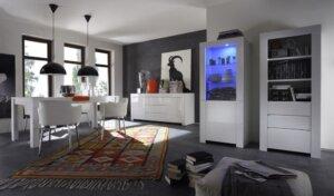 Stół amaretto 160×90 wysoki połysk