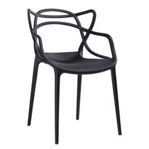 Designerskie krzesło z tworzywa hilo