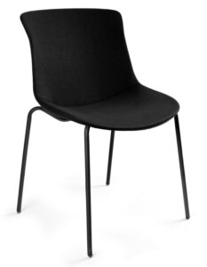 Tapicerowane krzesło do kawiarni easy ar