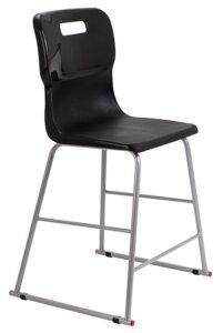 Wysokie krzesło laboratoryjne t61 rozmiar 4 (133-159 cm)