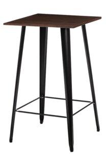 Stół barowy paris wood sosna orzech