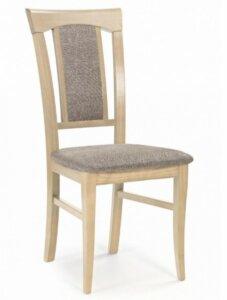 Krzesło drewniane konrad dąb sonoma