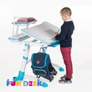 Regulowane dziecięce biurko volare