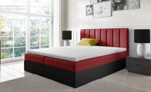 Łóżko kontynentalne passio 2x 160×200 – 44 kolory