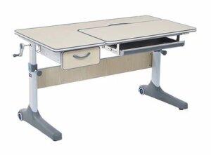 Regulowane biurko do pokoju dziecięcego imparare