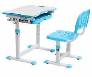 Zestaw do pokoju dziecka regulowane biurko i krzesełko sorpresa