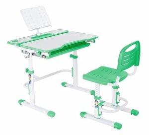 Zestaw dziecięcy regulowane biurko i krzesełko botero