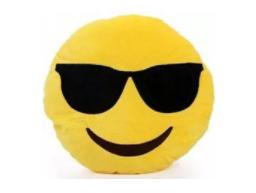 Poduszka emoji Tajniak